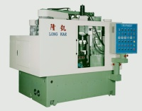 Five-Spindle Rotary- Table- Type Drilling & Tapping Machine