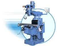 TOP-ONE VERTICAL MILLING MACHINE