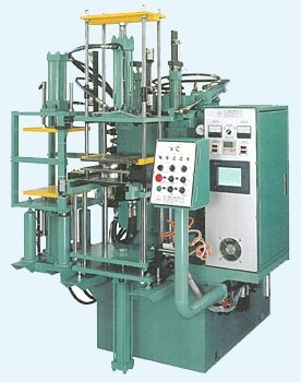 Vacuum Type Oil Seal Compression Molding Machine  (Three Layer mold auto releasing