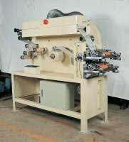 Rotary Two-Color Tape Printing Machine