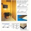 PVC壁及天花板