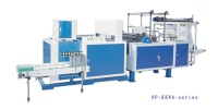 Cens.com Automatic Electronic High Speed Bag Folding Machine DIPO PLASTIC MACHINERY CO., LTD.