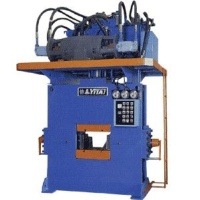 THREE-AXIS HYDRAULIC COLD FORMING MACHINE