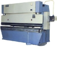HYDRAULIC POSITIONING PRESS BRAKES