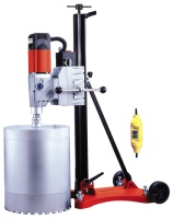 Rig Mounted core drill