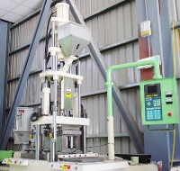 INJECTION HEADING MACHINE  VERTICAL