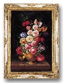 PU FRAME OIL PAINTING