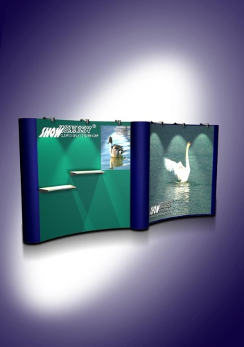 EASY NET: Instant Pop-Up Display System