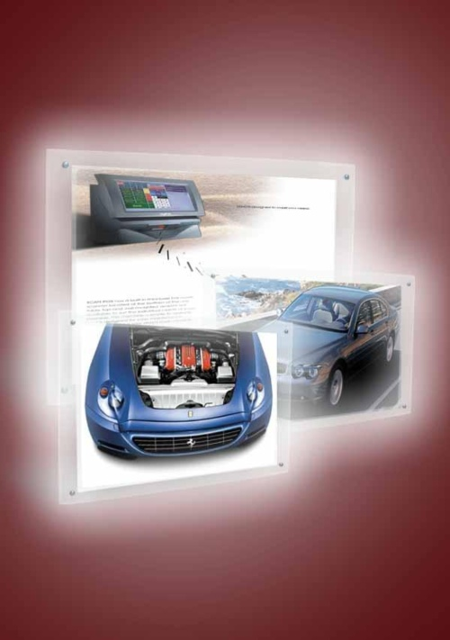 Foldable Display Light Box