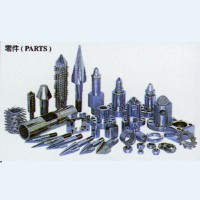 Screws amd Parts for Plastic Processing Machinery