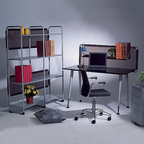 Racks, Table and Chair