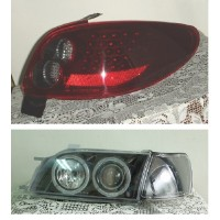 Car LED Light Module