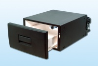 REFRIGERATORS (WITH DRAWER-TYPE COMPRESSOR) FOR BUSES AND  TRUCKS