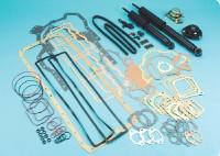 Pistons, Piston Rings, Cylinders, Gaskets, Brass Bushings, Among, Washers
