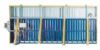 Strip Storage Rack