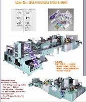 高速全自动手帕纸制造机械整套