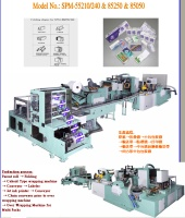 Automatic High Speed Hanky Towel Production Line