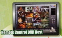 Remote Control DVR Host
