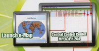 Central Control Center MPEG-4, H.264