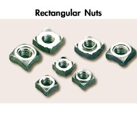 Rectangular Nuts