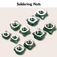 Cens.com Soldering Nuts CHI HSING INDUSTRIAL CO., LTD.
