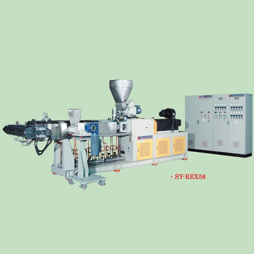 Co-rotating Twin Screw Extruder