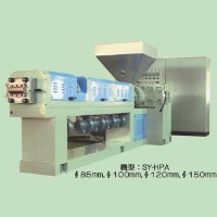 HIGH output single screw extruder