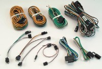 Cables & Wires for Auto/ Motorcycles Including Lamp Wires, Booster Cables