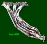 排氣-等長排氣頭段 (俗名-芭焦) 適用SUBARU及NISSAN車系