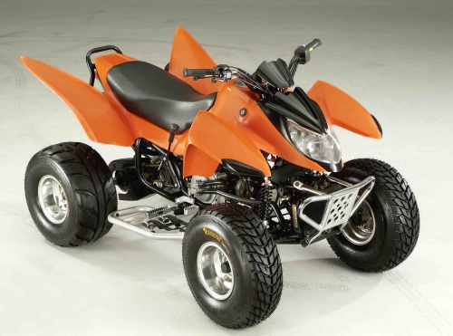 New 100cc ATV