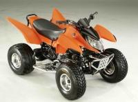 New 100cc ATV