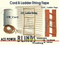 Cens.com Cord & Ladder String / Tope ACE POWER BLINDS CO., LTD.