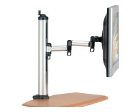 SPACE SAVER LCD Monitor Arm