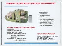 面纸制造机