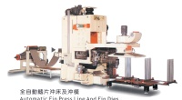 Automatic Fin Press Line And Fin Dies