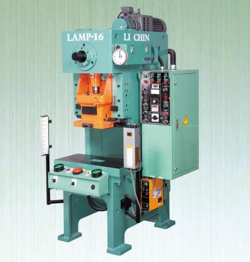 Precision power press