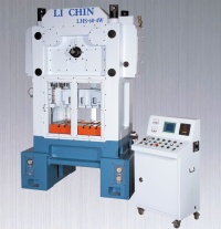 High Speed Precision Press (H-Type) (SPM 700)