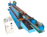 Cens.com Sen Fung Fully Automatic Partition Beam Roll Forming Machine SEN FUNG ROLLFORM MACHINERY CORP.