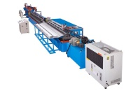 Fully Automatic Ceiling T-BAR Roll Forming Machine With In-Line Punch