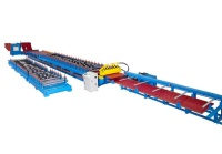 Sen Fung Fully Automatic Roofing Corrugated Sheet Roll Forming Machine