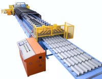 Sen Fung Fully Automatic Roofing Tile Roll Forming Machine