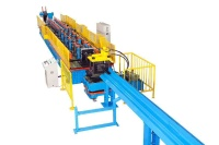 Sen Fung Fully Automatic C&Z Purlin Roll Forming Machine