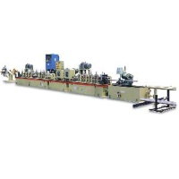 Number of Stations: 12Forming Speed: 20~30M/MinMain Motor: Inverter MotorComplete Line Consists of:1