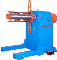Sen Fung Hydraulic Single Head Type Uncoiler