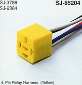 Relay Connector Harnesses