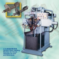 Vertical Seam Welding Machine for Shock Absorber for Auto and Motorcycle