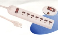 Cens.com MULTI-OUTLET POWER STRIP SAN SHIH ELECTRICAL ENTERPRISE CO., LTD.