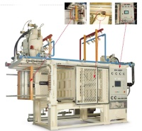 EPP SHAPE MOLDING MACHINE