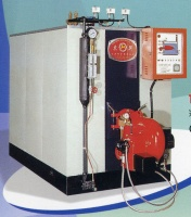 Fire Tube Package-Type Boiler
