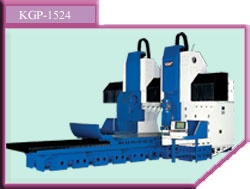 KGP Double Column Surface Grinder - Fixed Beam Type